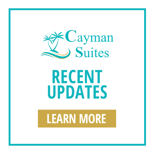 Cayman Suites | Recent Updates | Learn more