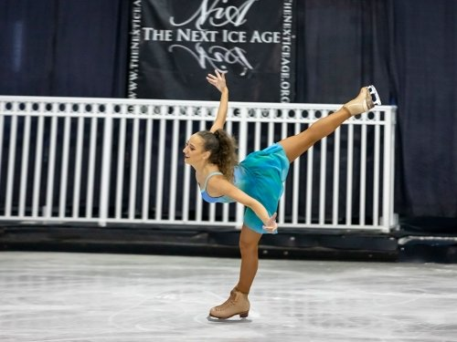Photo of Next Ice Age Ice Show Solo Performer