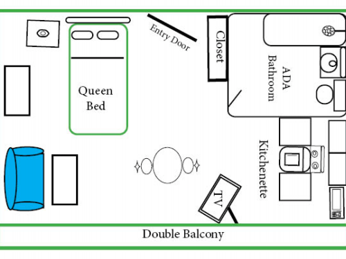 ADA Queen Suite image